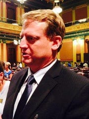 House Minority Leader Tim Greimel