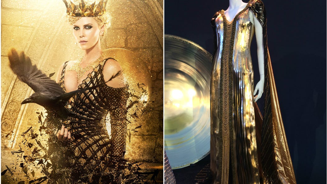Huntsman Winter S War A Look At The Stunning Costumes