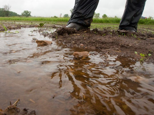 Gov. Tony Evers is proposing rules to change farming practices in targeted areas of the state with nitrate contamination in wells.