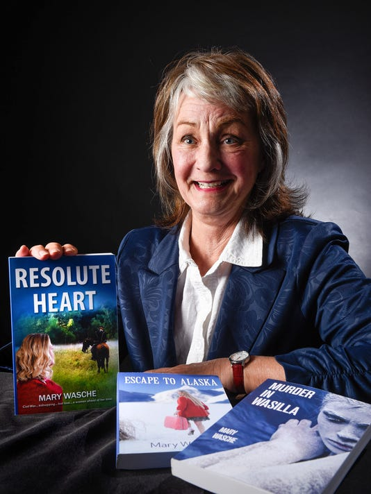 Author Mary Wasche 1