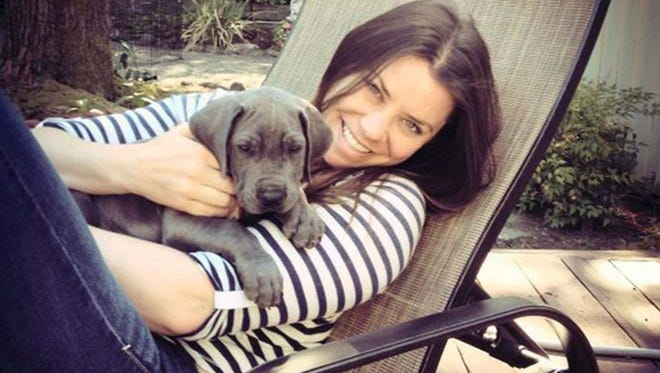 Brittany Maynard moved to Oregon to take advantage of the state's Death with Dignity act.