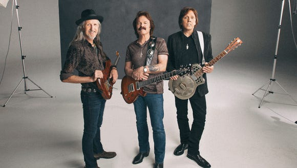 The Doobie Brothers will perform at Tachi Palace, Thursday,