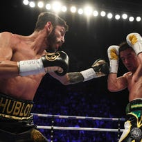Jorge Linares tops Anthony Crolla to set up possible showdown with Mikey Garcia