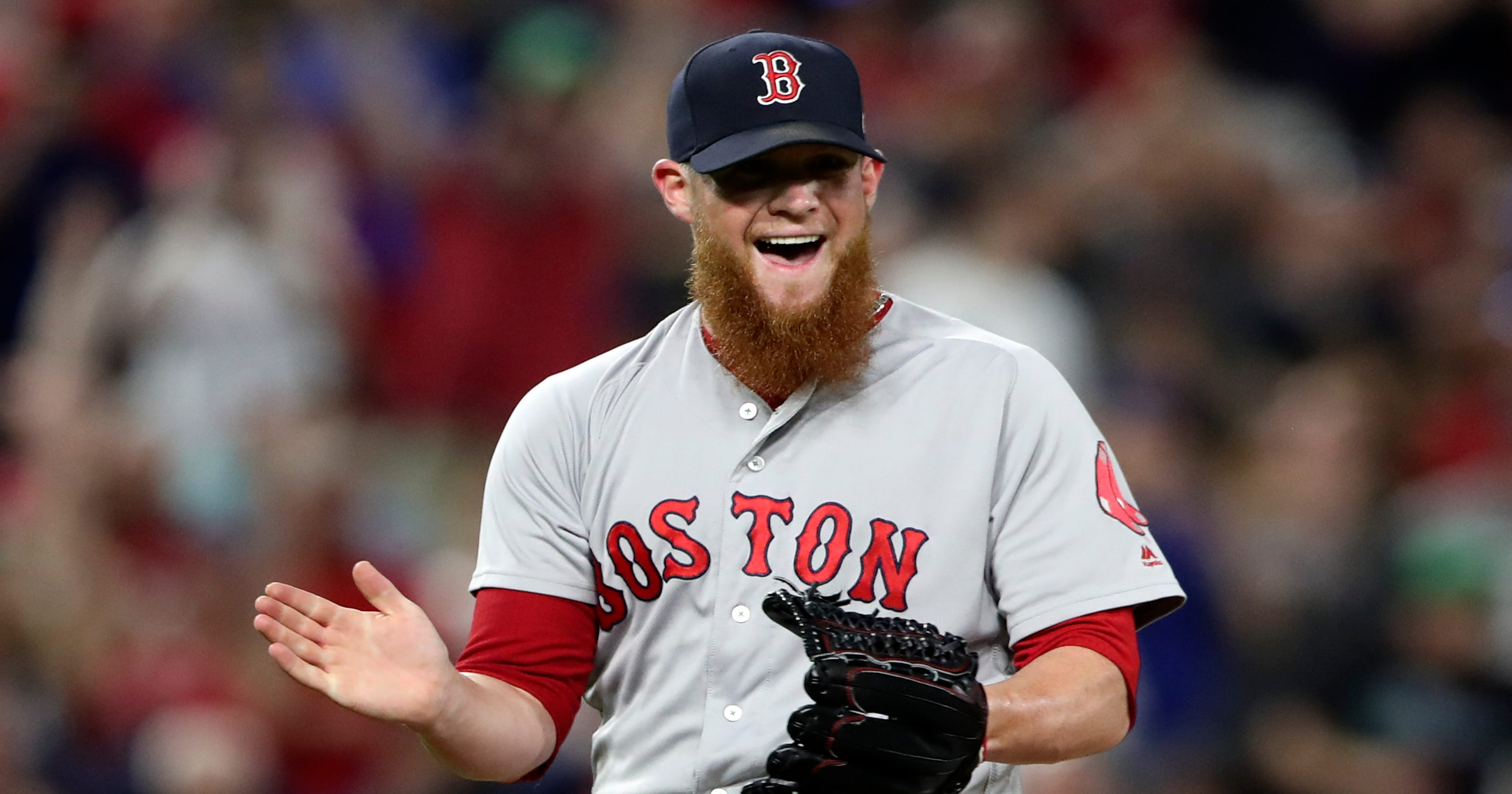 Red Sox s Craig Kimbrel becomes quickest to 300 career saves 75e2b8550