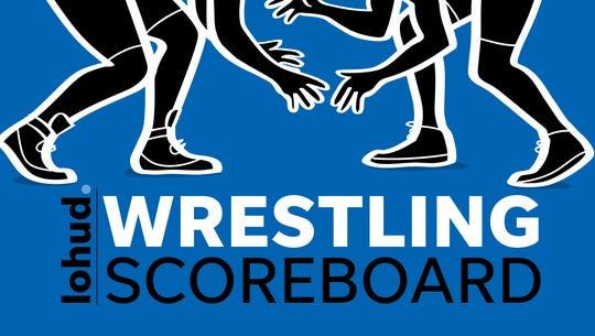lohud wrestling scoreboard