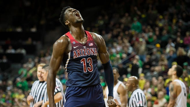 NBA mock draft: Arizona Wildcats forward Deandre Ayton could be picked by the Phoenix Suns at No. 1 overall in the 2018 NBA draft.