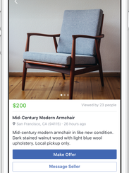 how to get marketplace on facebook android