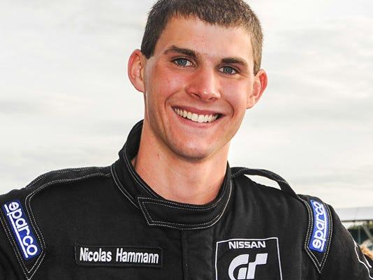 Nic Hammann