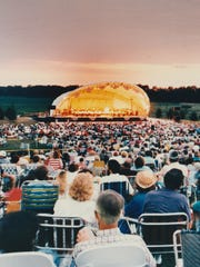 The Indianapolis Symphony Orchestra at Conner Prairie