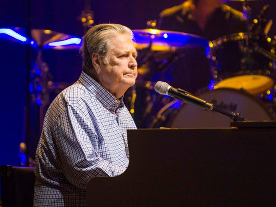 Brian Wilson of the Beach Boys will perform a benefit