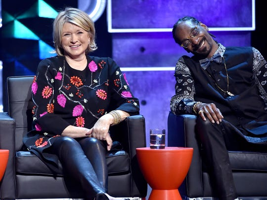 Martha Stewart and Snoop Dogg rekindle an old relationship