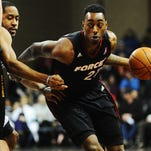 Anthony Mason Jr. and the Skyforce host Fort Wayne tonight at the Sanford Pentagon. The Skyforce will look to match intensity against a Fort Wayne team known for its physical style of play. Sioux Falls hasn't crossed paths with the top-seeded Mad Ants since Feb. 22.