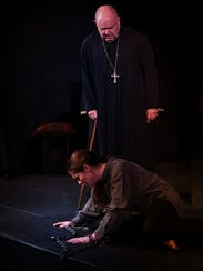 Brittany Danyel stars as Joan of Arc and Jake Mailey