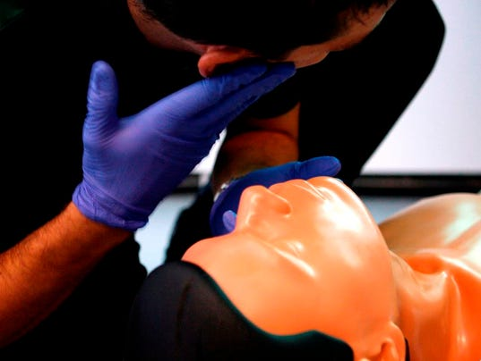 Freeholder board offers more CPR classes PHOTO CAPTION