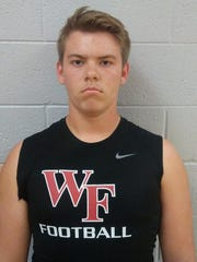 Cooper Darling, Williams Field, OL, 6-4, 295
