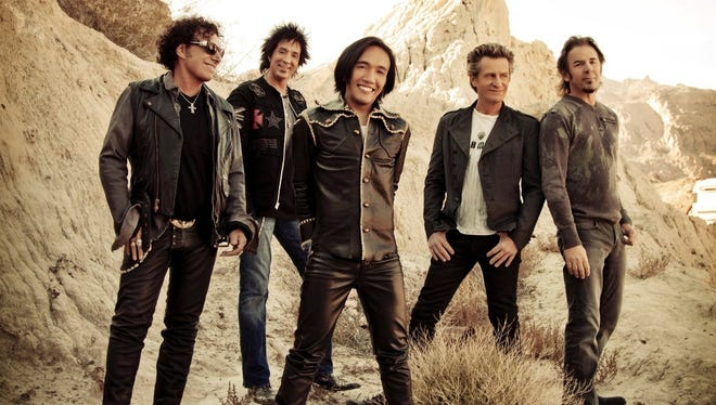 Journey will perform at the Wharf Amphitheater on July 6.