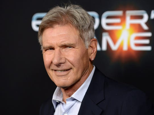 AP Film-Harrison Ford