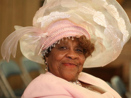 Dorothy Rayford is a deaconess at Greater New Hope