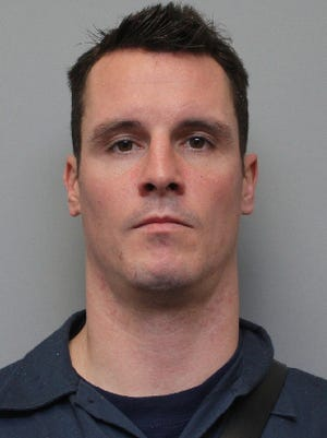 Erik Refvik, 34, White Plains firefighter whose wrong-way SUV slammed into a car Nov. 3, 2014, in White Plains, killing a woman.