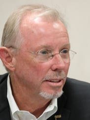 Fort Myers Council Ward 5 candidate Fred Burson