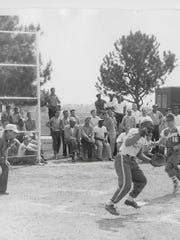 Kentucky State Reformatory inmates had team sports, such as baseball, and would play against each other as well as teams in the community.