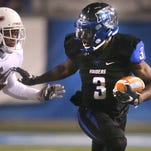 Former MTSU wideout Richie James motivated, not discouraged, by slipping in NFL draft