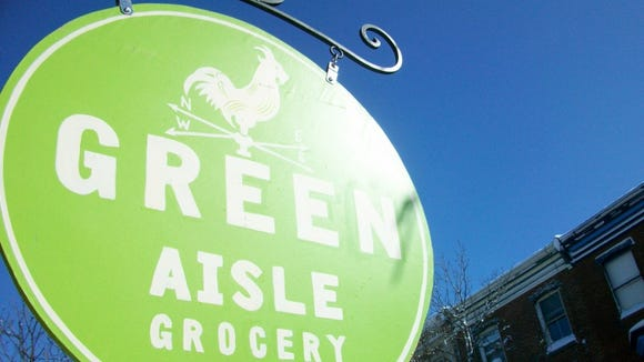 Green Aisle Grocery is owned by Adam and Anthony Erace, who are headed for the Food Network.