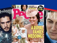 Try Your Favorite Magazines for $1