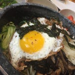 The kimchi pancake at KoA in Cocoa Village was hot, savory and delicious.