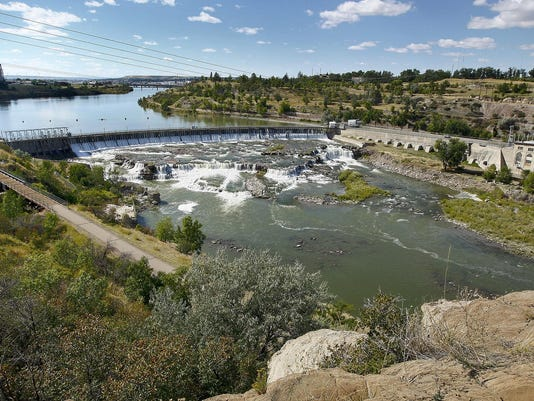 1Black Eagle Dam pic