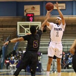 JSU guard Chace Franklin has struggled shooting lately, but the Tigers will depend on him for scoring on Saturday.