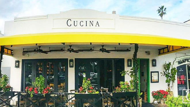 Cucina, 257 Royal Poinciana Way, has been approved for additional outdoor seating, according to town officials.