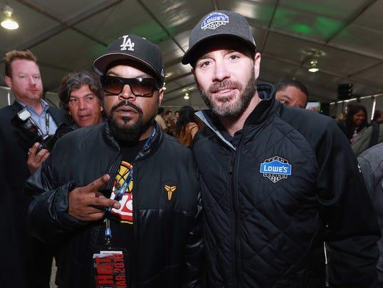 Johnson and Ice Cube