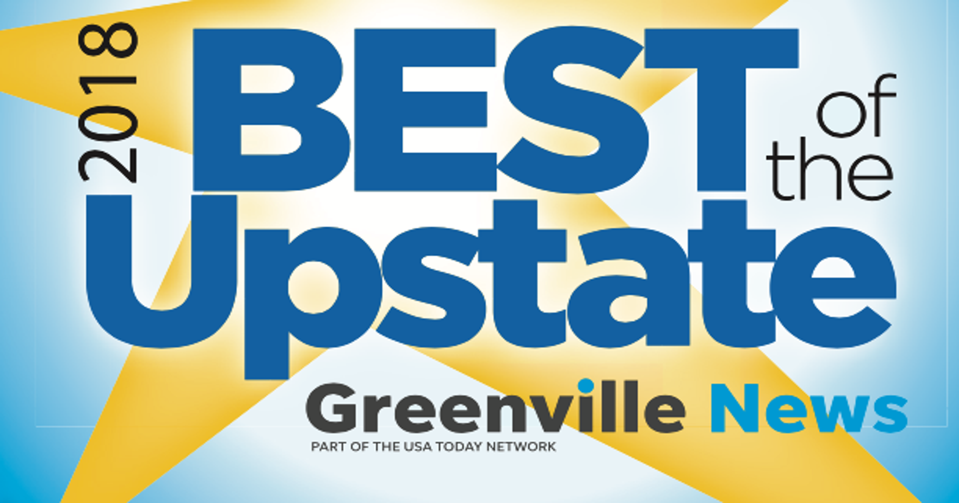 Full list of the 2018 Best of the Upstate winners