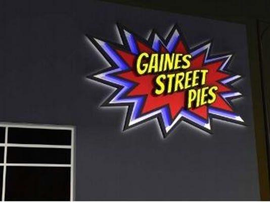 Gaines Street Pies logo