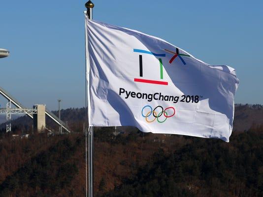 USP OLYMPICS: LUGE TRAINING S OLY KOR [E