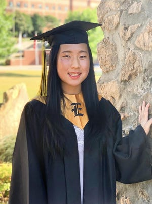 Nancy Kye, from Evans High School, is among 20 outstanding students in the Class of 2020 who have been selected for The Augusta Chronicle's 18th annual Best & Brightest Awards.