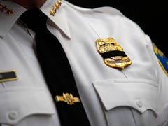 Baltimore's new police commissioner charged with tax offenses