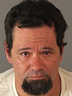 Jason Johnson is suspected of breaking into the Jurupa Valley animal shelter and releasing several dogs.