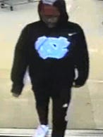 Jackson police are seeking public help in identifying this person of interest.