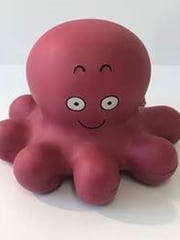 PETA will hand out free octopus toys at the Red Wings