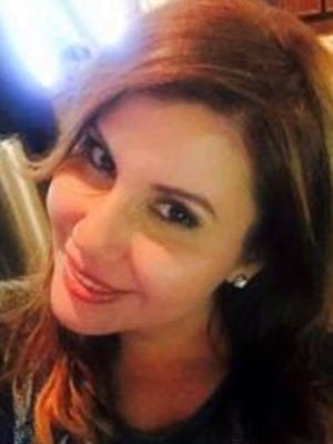 This undated photo of Lisa Marie Naegle was provided by her family to police and news media. Naegle, 36, was last seen leaving a party in Torrance, Calif.