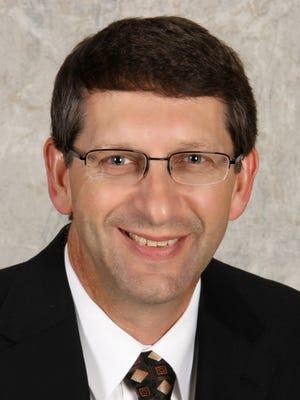 Sauk Rapids Mayor Kurt Hunstiger.