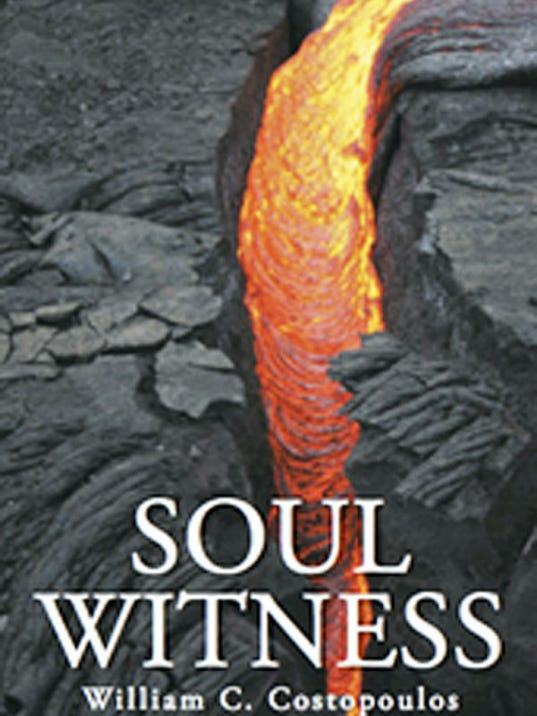 """""""Soul Witness"""" is the sixth novel by York County attorney William Costopoulos."""