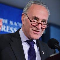 Sen. Chuck Schumer supports 'decriminalizing' marijuana across the U.S.