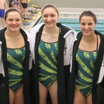 James Buchanan swim team is small but mighty