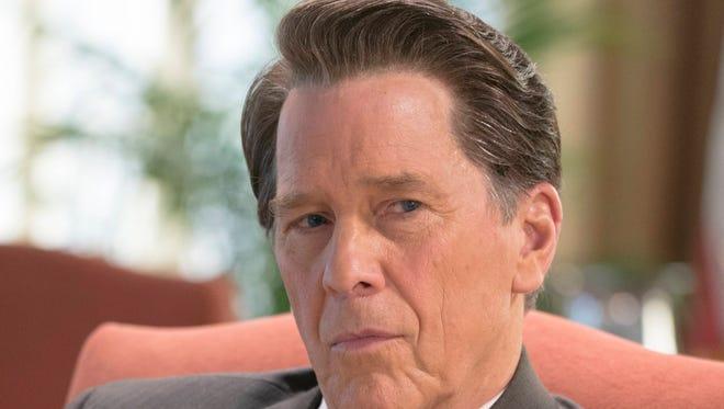 Tim Matheson as Ronald Reagan in 'Killing Reagan.'
