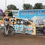 Joe Verdegan's latest book brings local dirt-track racing history up to date