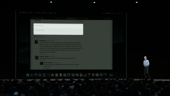 Apple's Craig Federighi shows off new privacy controls