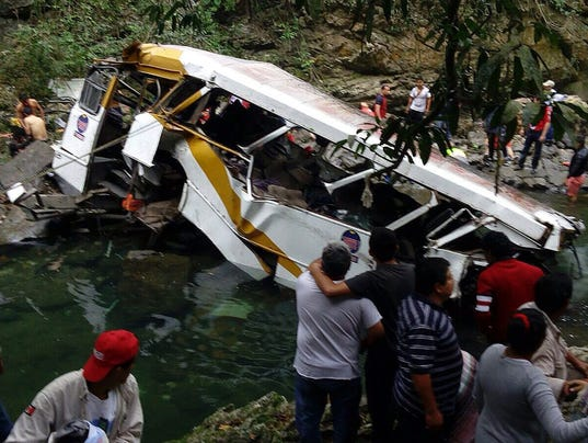 EPA MEXICO ACCIDENT DIS TRANSPORT ACCIDENT MEX VE